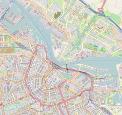 (Voir situation sur carte: Amsterdam)