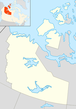 CYZF is located in Northwest Territories