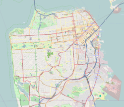 Sea Cliff is located in San Francisco County