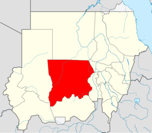 Al-Ubayyid is located in Sudan