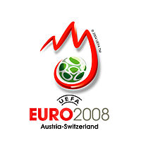 Il logo di Euro 2008