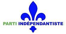 Logo du Parti indépendantiste