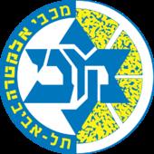 """מ.כ. מכבי """"אלקטרה"""" תל אביבMaccabi """"Electra"""" Tel Aviv B.C. logo"""