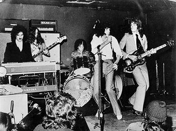 Sparks in 1972
