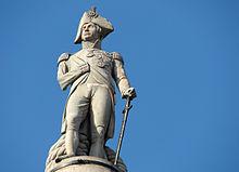 Lord Nelson, Nelson's Column.JPG