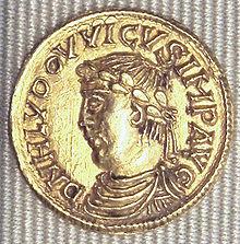 Louis le Pieux sesquisolidus 814 840.jpg