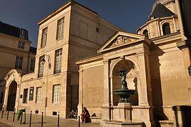 Image illustrative de l'article Lycée Charlemagne