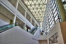 Interior del MALBA.