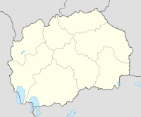 Skopje is located in Republic of Macedonia