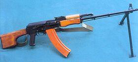 Image illustrative de l'article Kalachnikov RPK-74