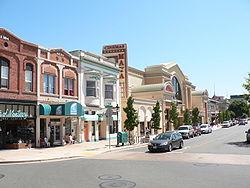 Main Street in Downtown Salinas