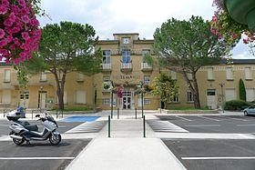 Mairie de St Marcel les Valence
