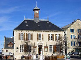 La maison du Villard-de-Lans.