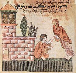 Manuscrit de Bayad wa Riyad, Magrheb, XIIIe siècle, bibliothèque apostolique du Vatican