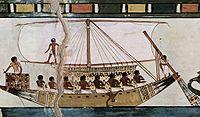 Voyage vers Abydos - Tombeau de Menna