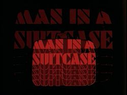 Alt= Series titles over a suitcase