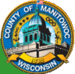 Seal of Manitowoc County, Wisconsin