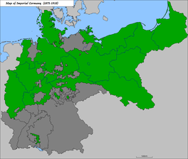 Ubicación de Prusia