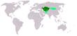 Asie centrale.