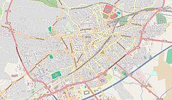 (Voir situation sur carte: Nîmes)