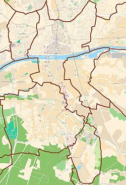(Voir situation sur carte: Orléans)