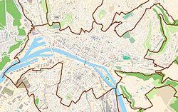 (Voir situation sur carte: Rouen)