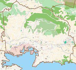 (Voir situation sur carte: Toulon)