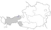 Localisation en Autriche