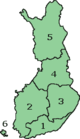 Map of Finland with provinces (numbered).png