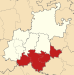 Sedibeng within Gauteng