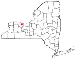 localización dentro del estado