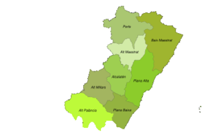 Mapa comarcal de la província de Castelló.png