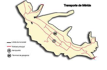 Mapa transporte Merida Venezuela.jpg