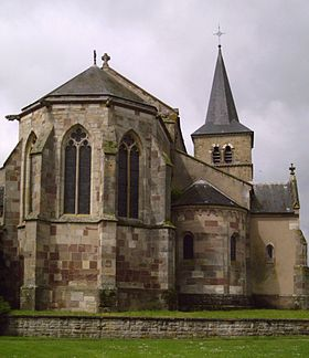 Image illustrative de l'article Marsal (Moselle)