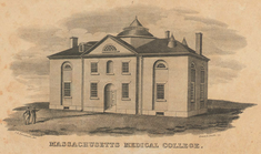 Massachusetts Medical College at Mason St. (Old building)
