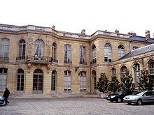 L'hôtel de Matignon