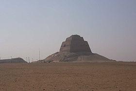 Image illustrative de l'article Pyramide de Meïdoum