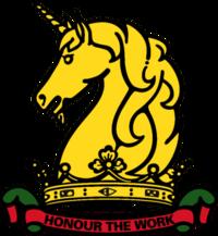 Melbourne High School logo
