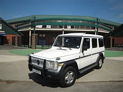 Mercedes-Benz G320 (US)