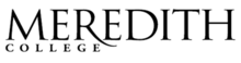 Meredith College logo.png