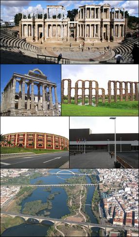 Collage de Mérida