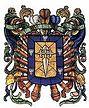Escudode Santiago de los Caballeros de Mérida