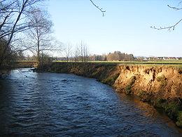 La Zinsel du Nord à Mertzwiller.