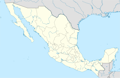 Mexico location map.svg