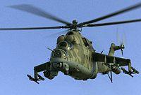 Mi-24 flown by ATEC at Roving Sands 2000.jpg