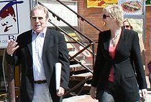 Michael McKean et Lynch au festival international du film de Toronto en 2006