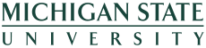 Michigan State University wordmark.svg