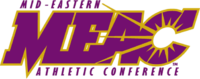 Mid-Eastern Athletic Conference logo