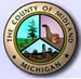 Seal of Midland County, Michigan