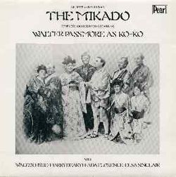 1907 Mikado recording